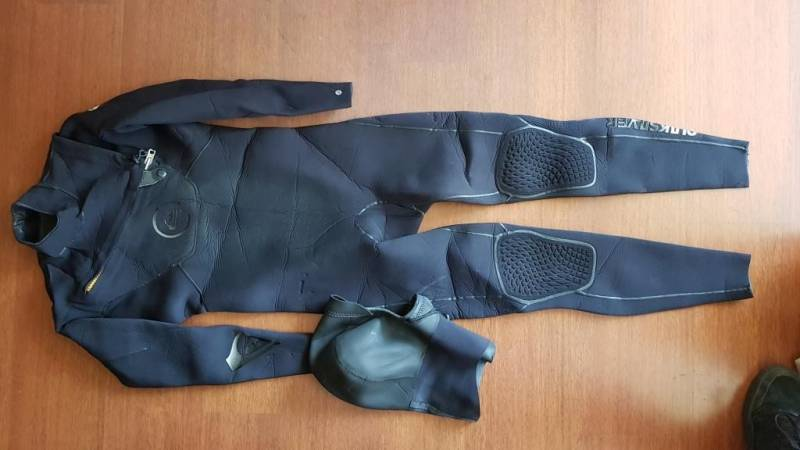 Traje QUICKSILVER 4/3